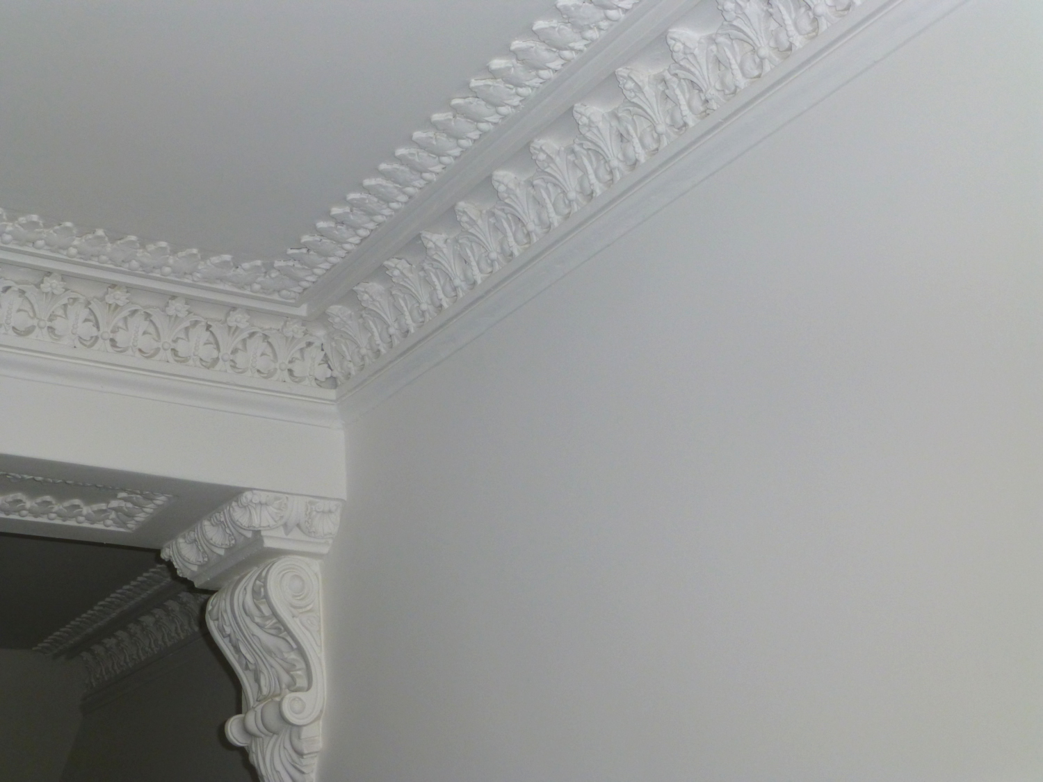 Cornice cleaning 1