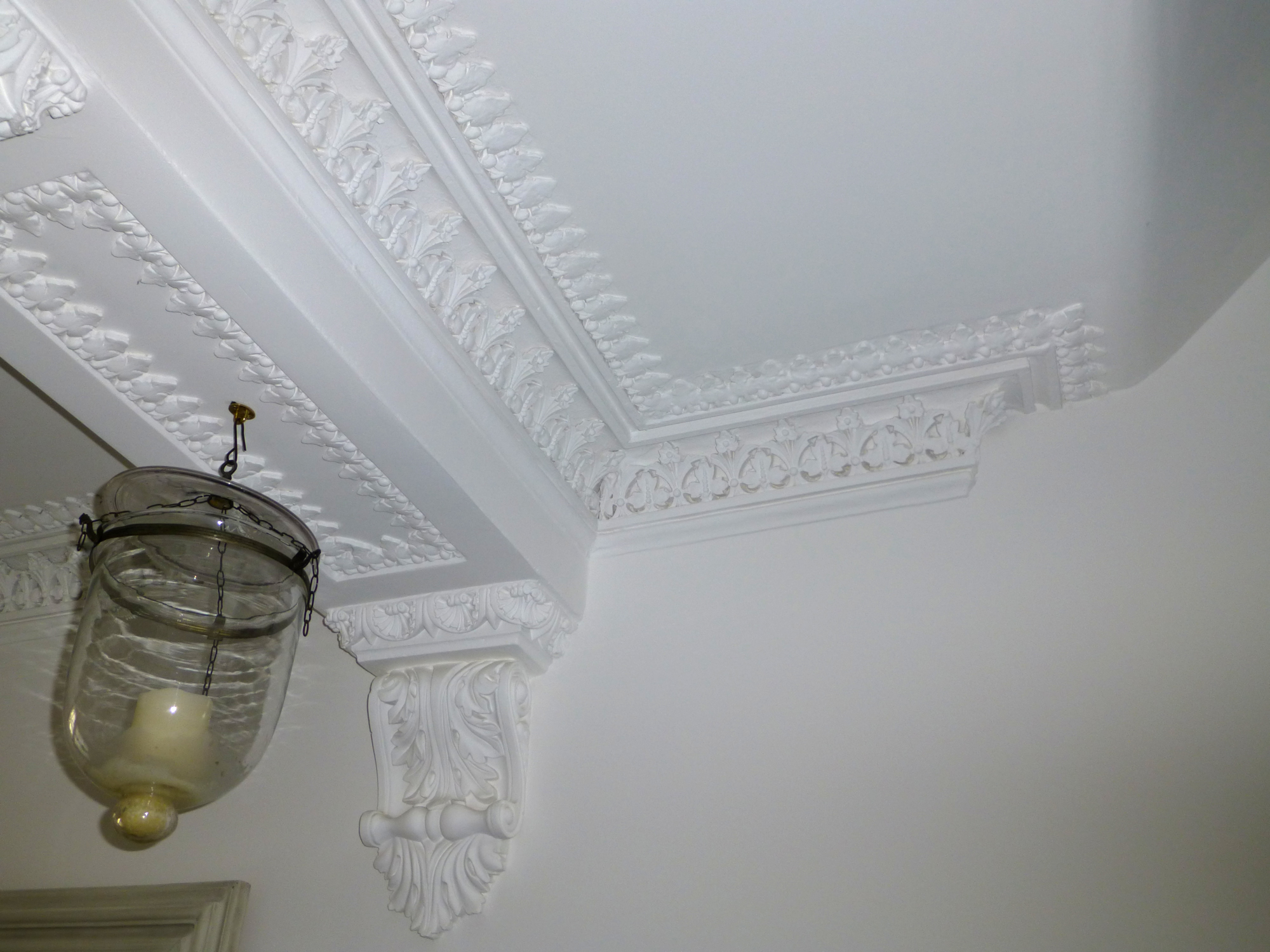 Cornice cleaning 4
