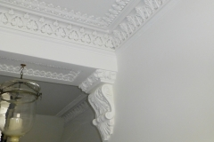 Cornice cleaning 2