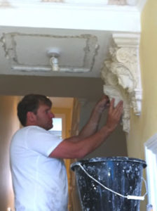 cornice restoration and repair