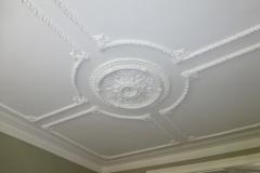 Cornice cleaning 10