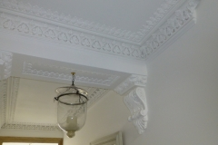 Cornice cleaning 3