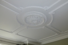 Cornice cleaning 7