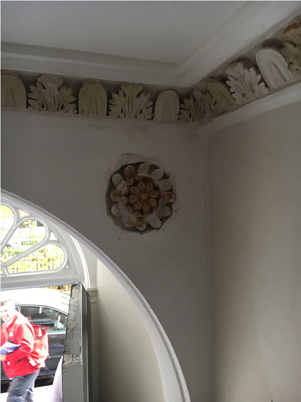 cornice paint removal 6