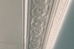 cornice paint removal 2