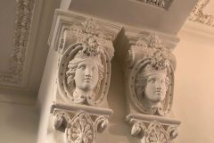 Hallway cornice/mouldings