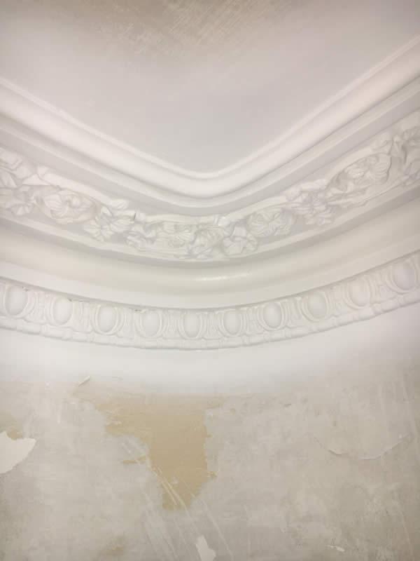 cornice paint strip 13