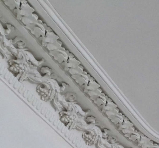 cornice cleaning london
