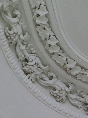 Cornice cleaning
