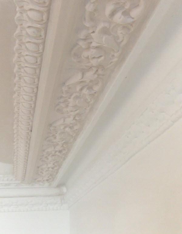Cornice restoration London