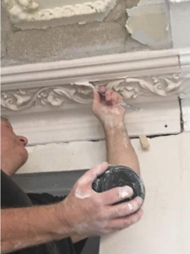 cornice Restoration