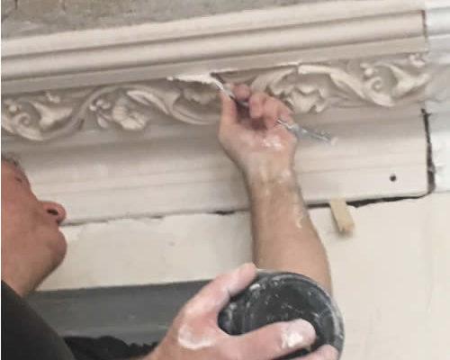 Cornice Restoration Walthamstow